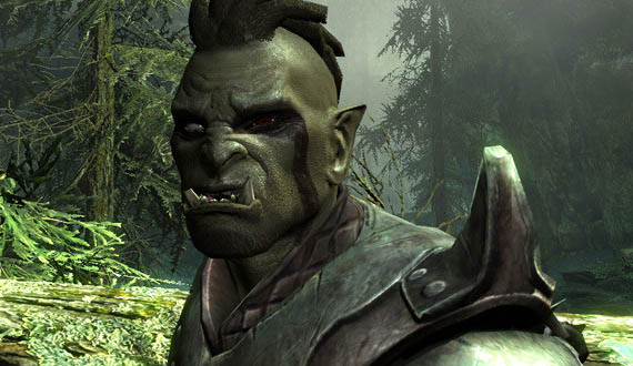 skyrim orc wallpaper - photo #33